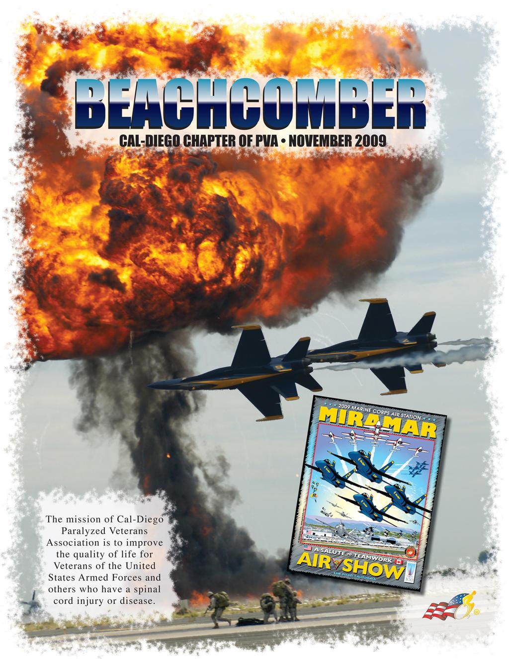 November 2009 newsletter cover by alpha-dragon