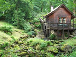 Little Water Mill by crow2dawn