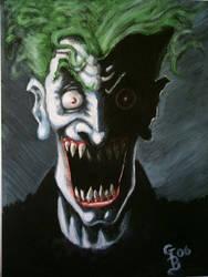 The Joker by Choptop