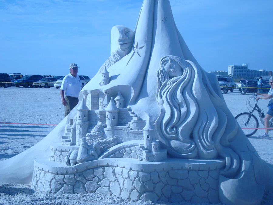 sand sculptures 10 by WolfninjaX12