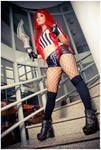 Red Card Katarina - League Of Legends V.