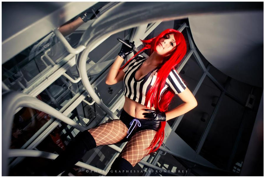 Red Card Katarina - League Of Legends VI. by Candustark