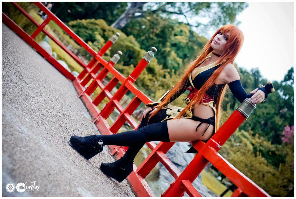 Kasumi - DOA Dead or Alive IV by Candustark