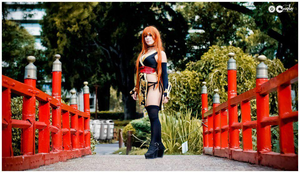 Kasumi - DOA Dead or Alive I by Candustark