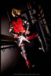 Harley Quinn INJUSTICE: Gods Among Us - Insurgency by Candustark