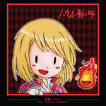 12 Howl's Moving Castle - Howl Chibi
