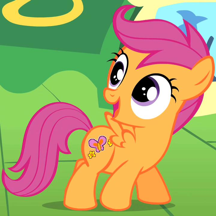 Scootaloo S Cutie Mark By Hedgehogkween On Deviantart Please, if they do get their cutie mark, don't tell me :3. deviantart