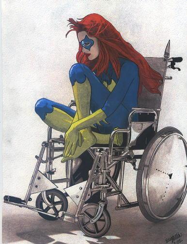 Batgirl - Oracle