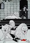 SasuSaku Month Day 7 - Animal Kingdom