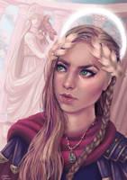 Roman Empress rgb by JoanaDolce