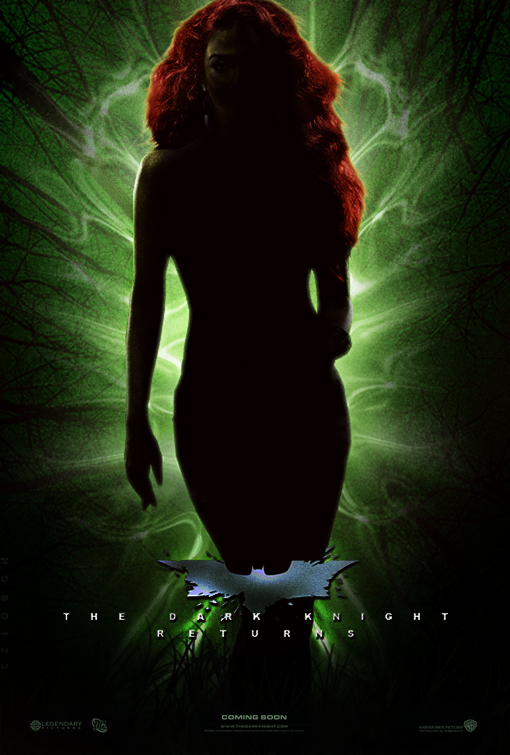 Poison Ivy poster fanmade by hobo95 on DeviantArt