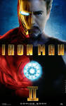 Fanmade Iron Man 2 Poster