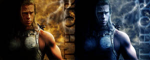 Brad Pitt as Thor