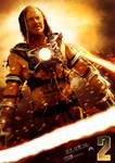 Whiplash Iron Man 2 Poster