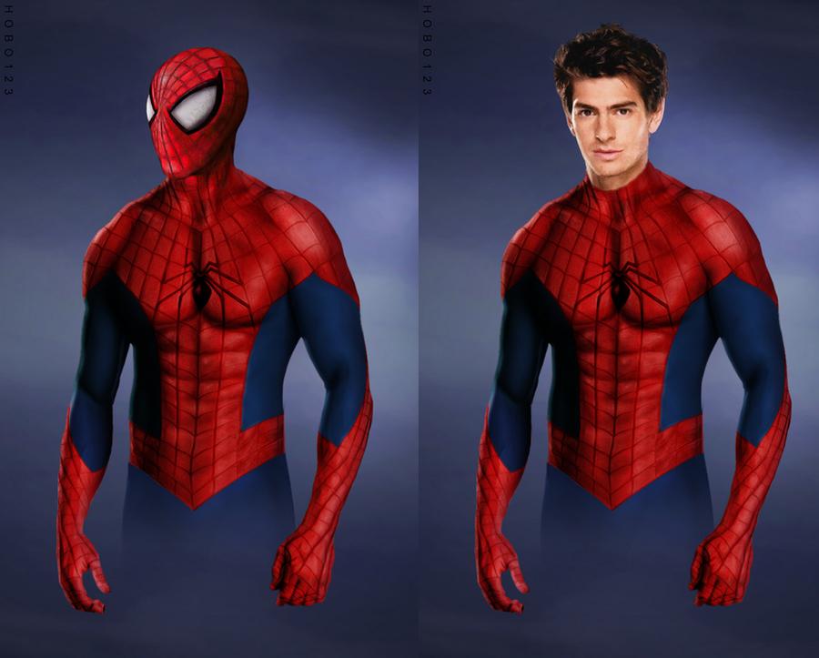Spider Man Movie Suits The Suit in Spider-man