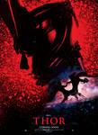 Thor Poster - Struzan style