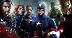 Avengers Banner 1 by hobo95