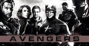 Avengers Banner V.2 by hobo95