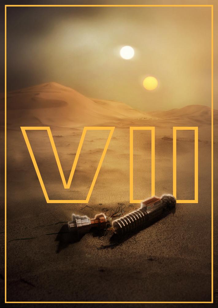 Star Wars Episode VII Teaser Alternate by hobo95