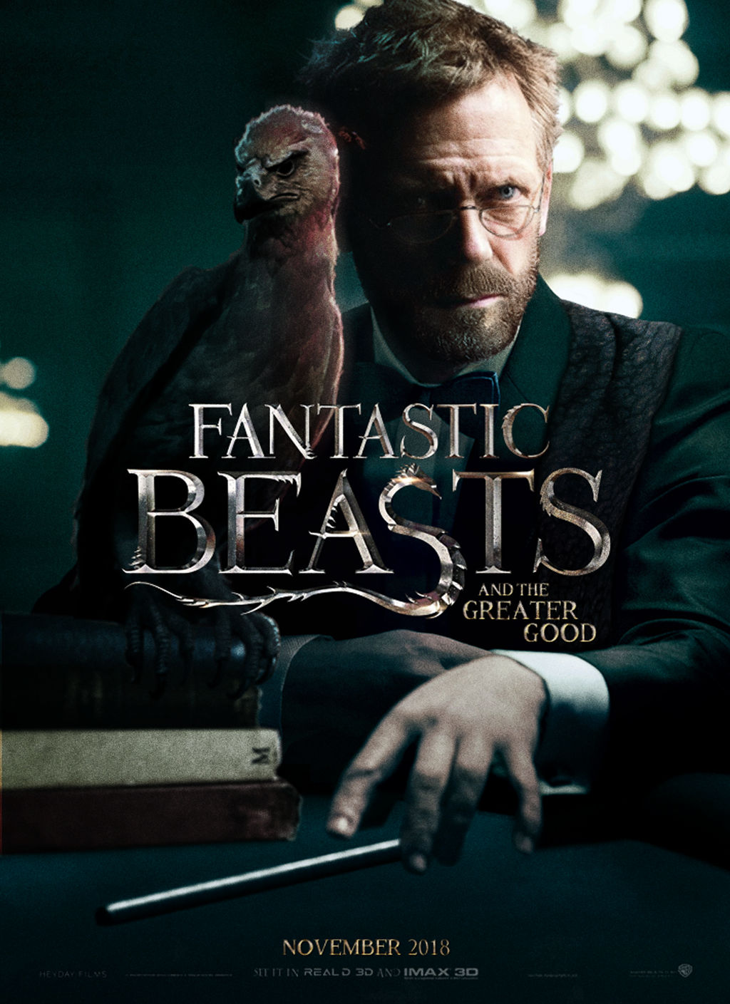 Fantastic Beasts and the Greater Good