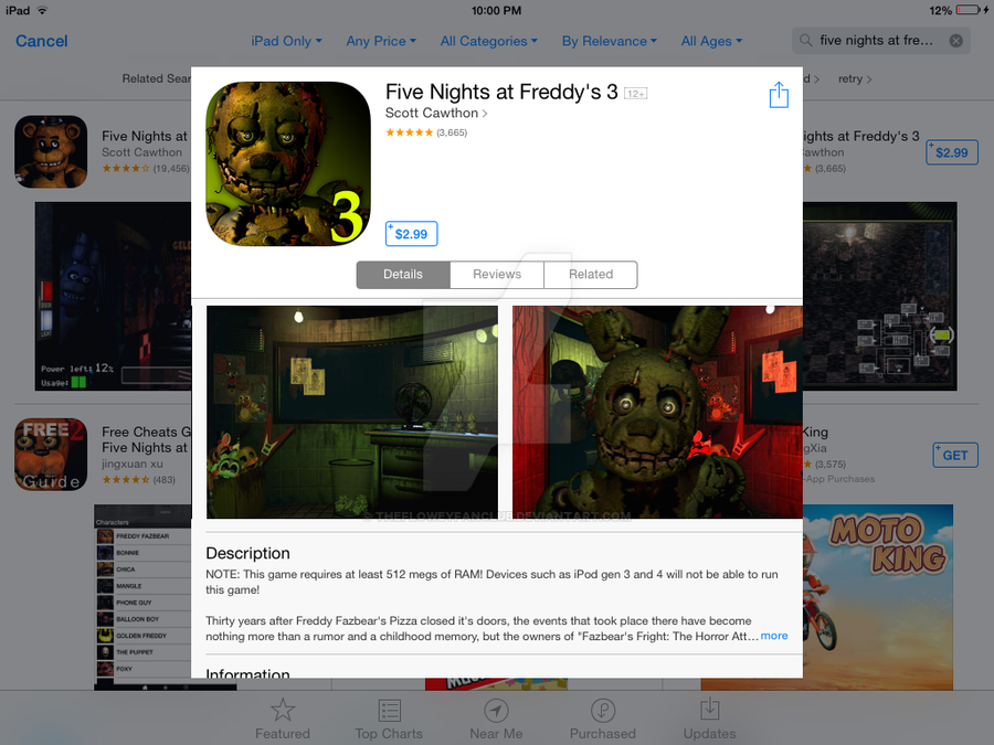 Its finally at the app store by TheFloweyfanclub
