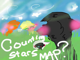 Counting Stars MAP? by TheFloweyfanclub
