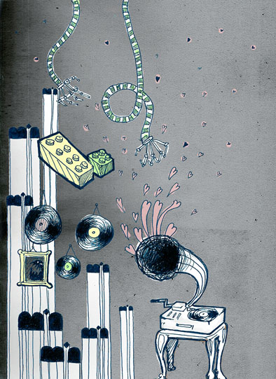 music room by minnn