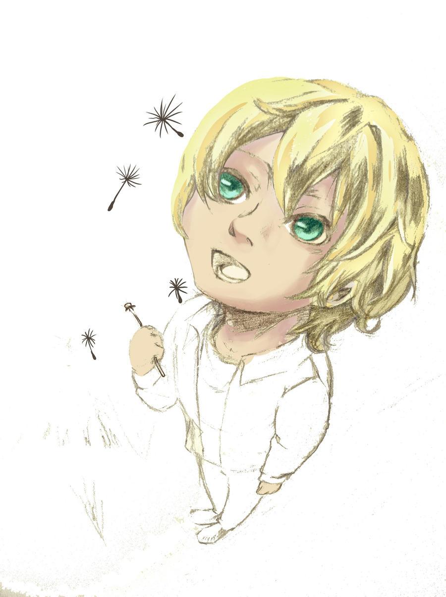 Sketch a Day: Children by kazutera