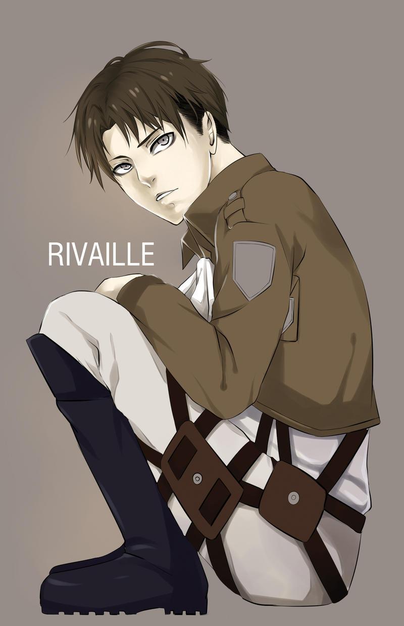 SNK-Rivaille by kazutera