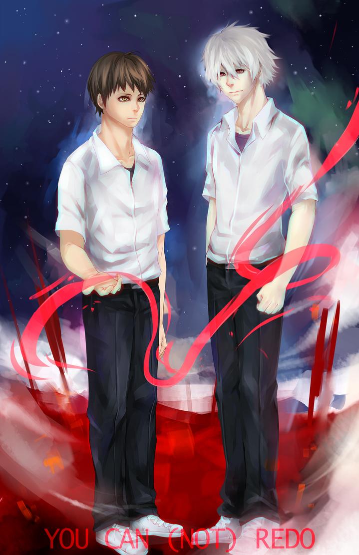 You Can (Not) Redo by kazutera