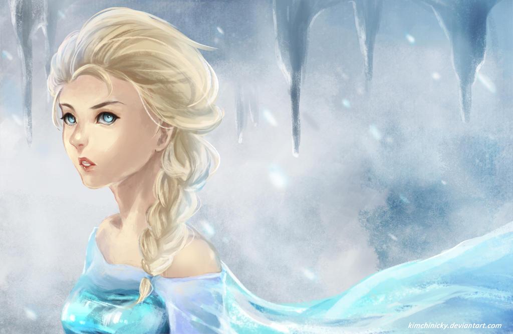 Elsa by kazutera