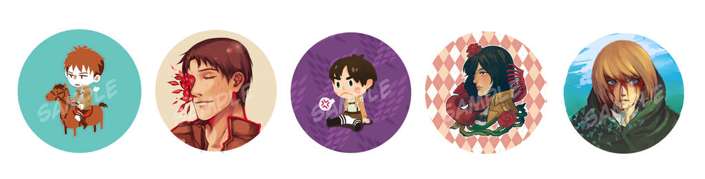 Button Preview by kazutera