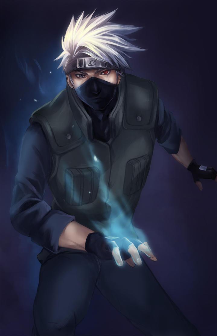 Kakashi by kazutera