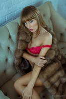 Lingerie and furs by yuribrut
