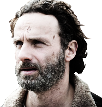 The Walking Dead Comic Book Characters