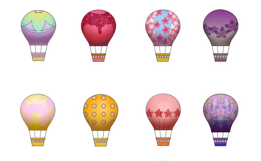 Light Bulb Balloons