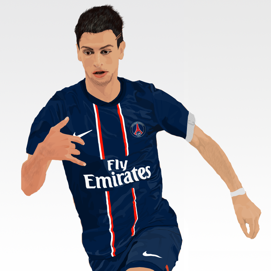 Javier Pastore: PSG 2013 By Evert0z On DeviantArt