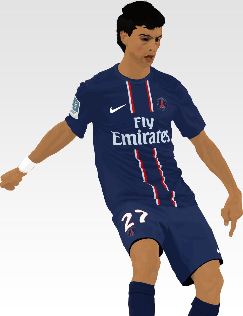 Javier Pastore PSG 2013 by evert0z on DeviantArt