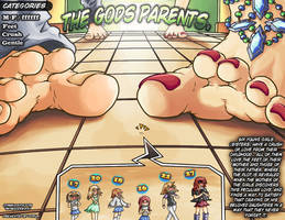 IMAGE: The Gods Parents by DODLA
