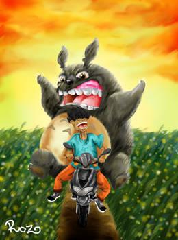 Totoro Sama!!!