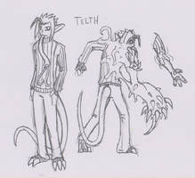 Telth: Character Info by Se05239