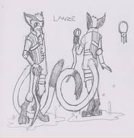 Lanze: Character Info by Se05239