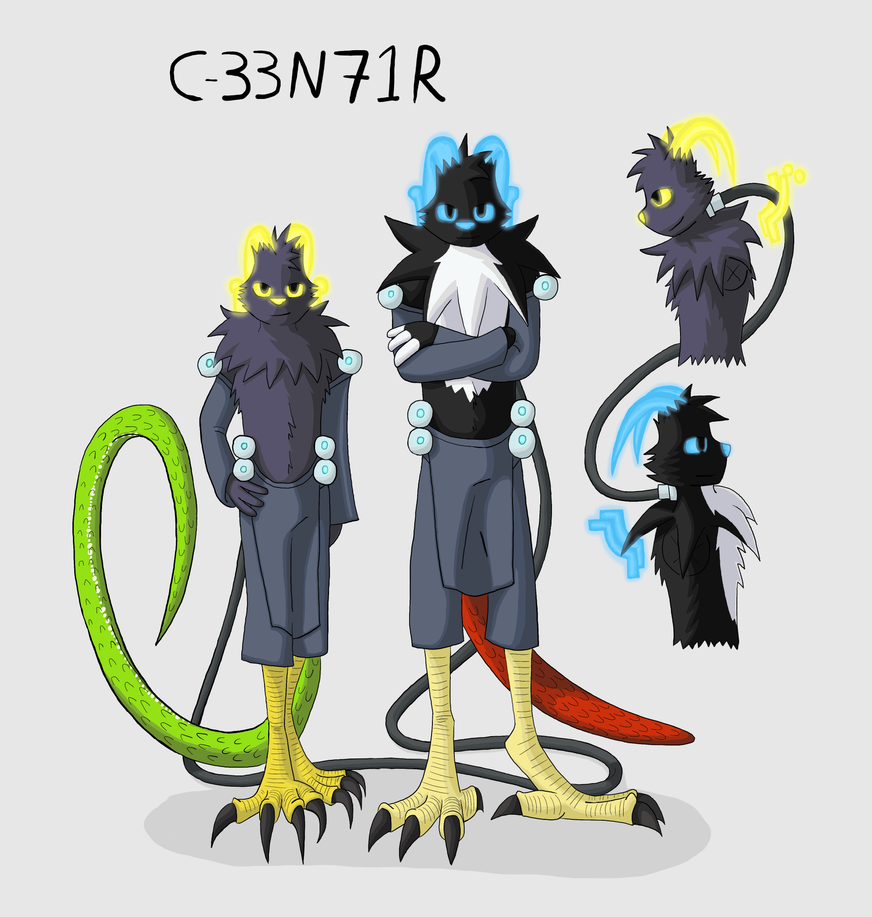C33N71R Character Info by Se05239