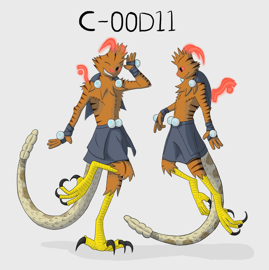 C00D11 Character Info by Se05239