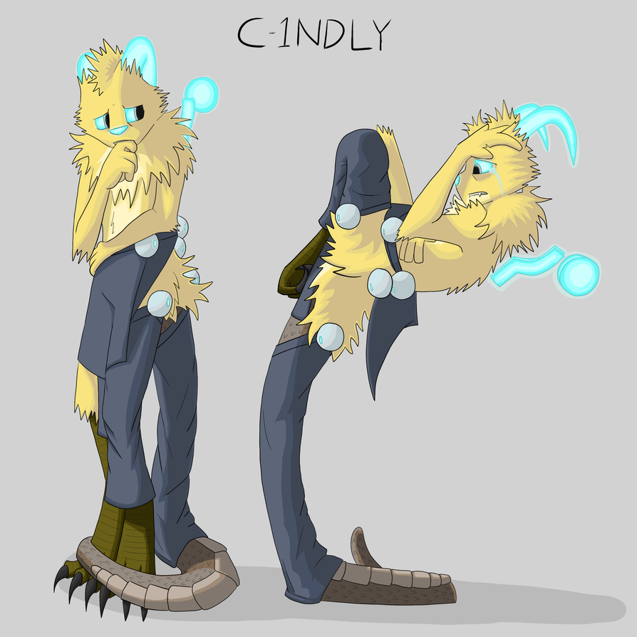 C1NDLY Character Info by Se05239