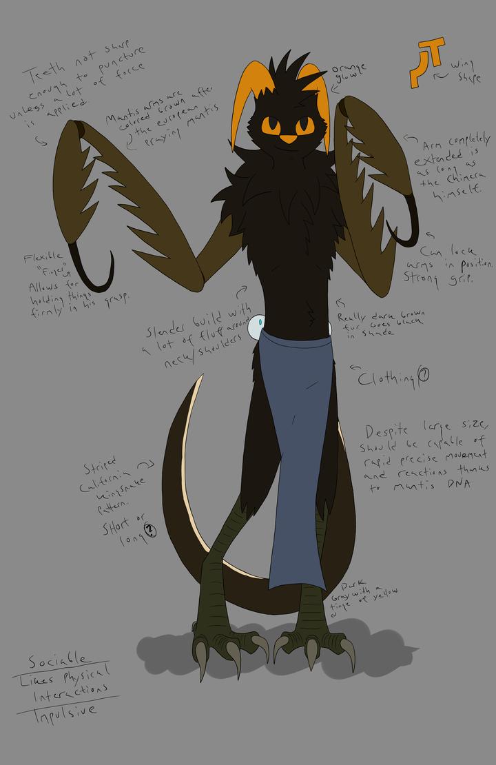 Chimera: Mantis-arms by Se05239
