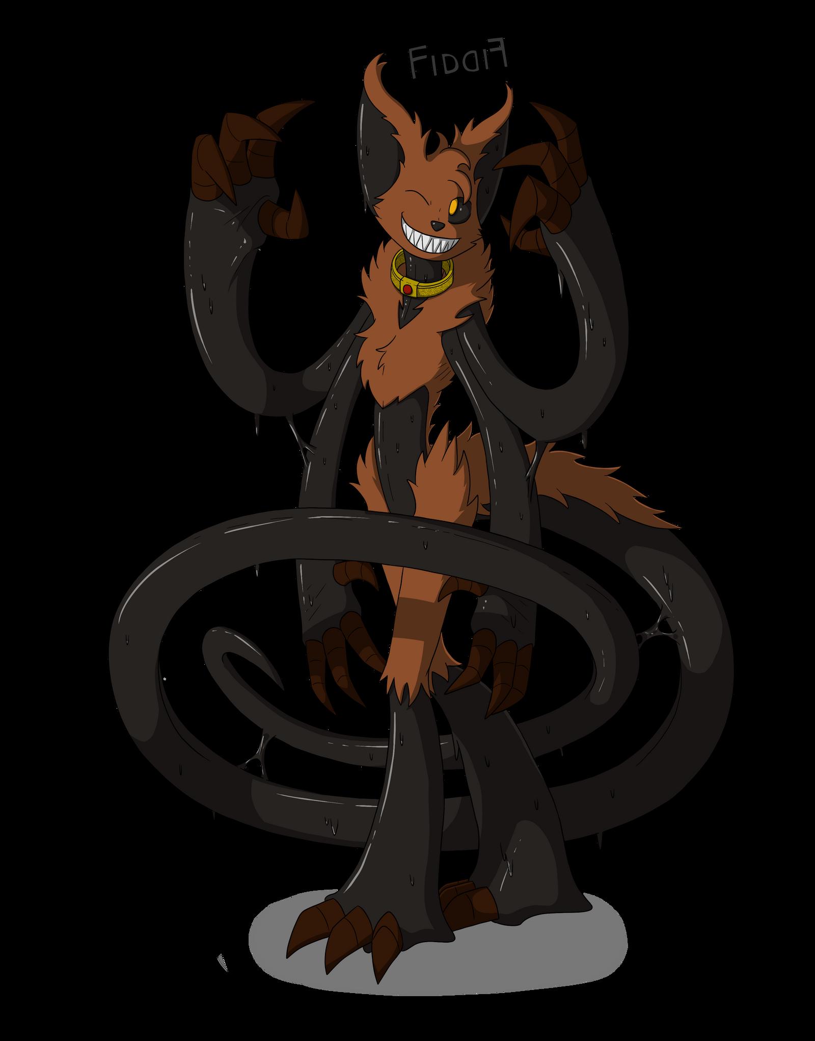 Fan Character: Fiddif
