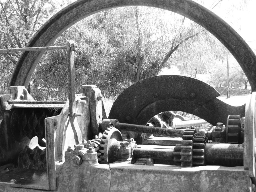 machine by kalascee