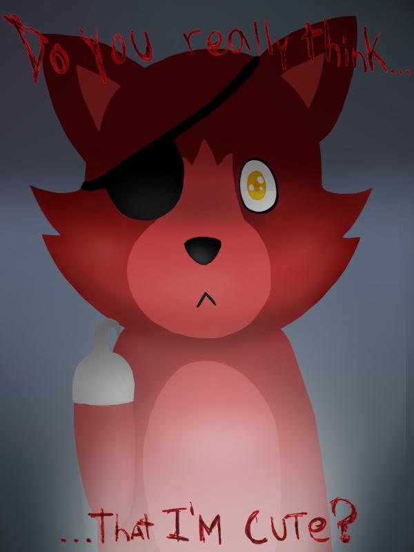 fnaf cute foxy by kona chanjinguji on deviantart