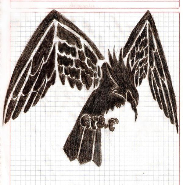 Aguila mexicana by JoackOron on DeviantArt